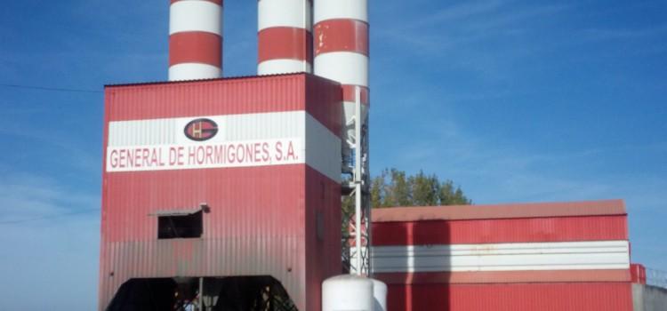 PLANTA DE HORMIGON EN CASTILLA Y LEON