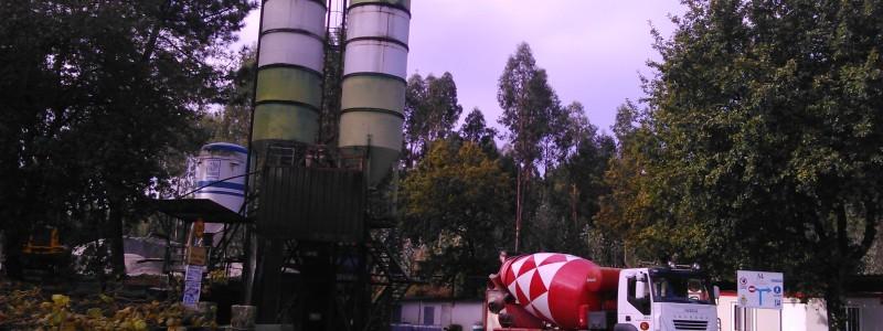 Planta hormigón en Pontevedra